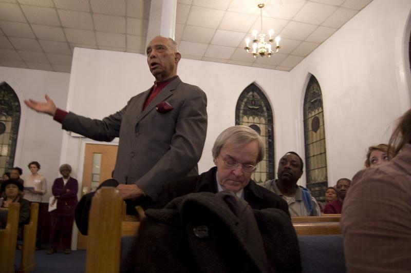Rev. JR Manley Speaks